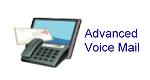 advanced voice mail